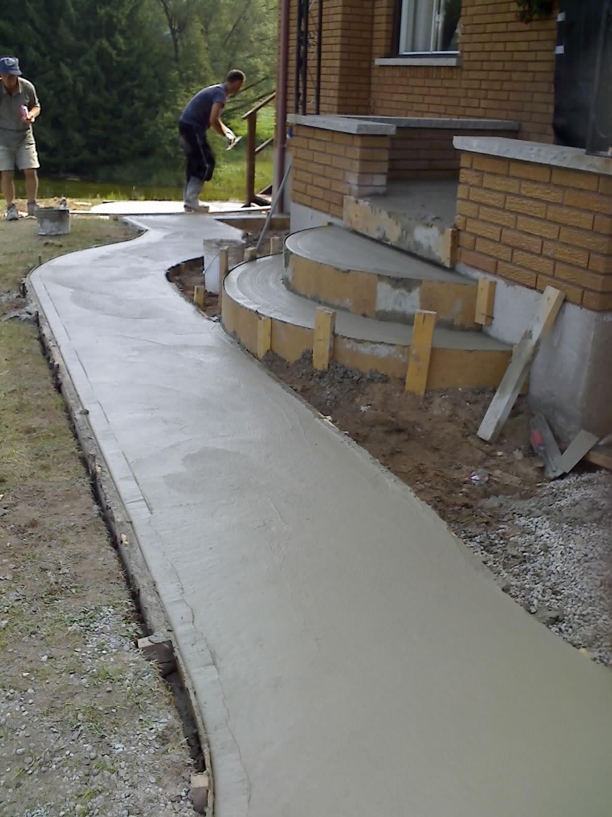 home parging concrete waterproofing stone interlocking contact us